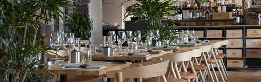 Restaurant Oven Vande Ved Volden i Fredericia