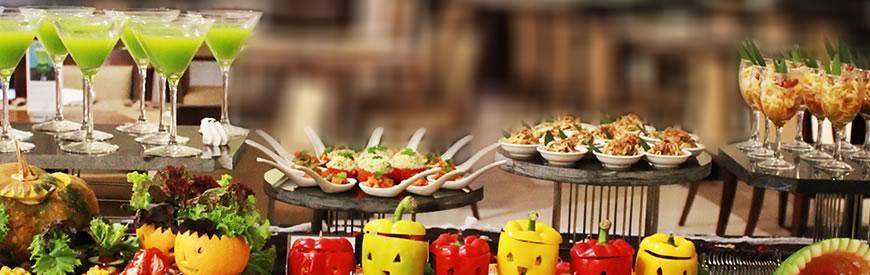 Fest- og selskabs buffet hos Oven Vande Ved Volden