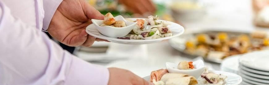 Frokost hos Oven Vande Ved Volden