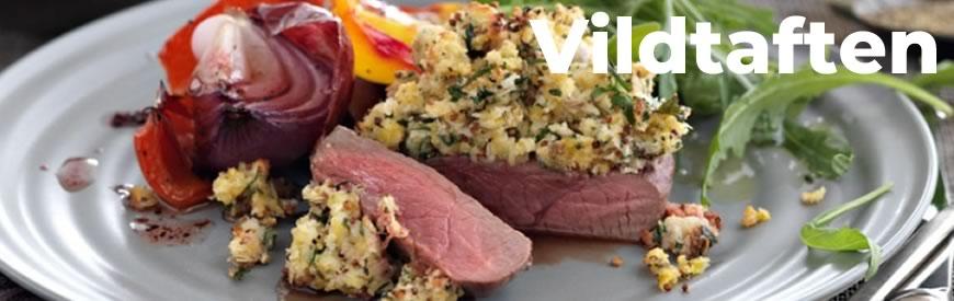 Kom til vildtaften hos restaurant Oven Vande Ved Volden