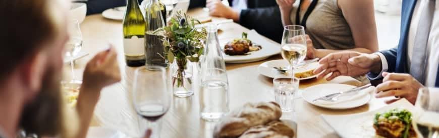 Forkælelses fest på Restaurant Oven Vande Ved Volden